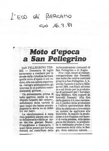 NASS RASSEGNA 1987 L'ECO DI BERGAMO