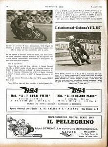 NASS PUBBLICITA 1953 MOTOCICLISMO-2